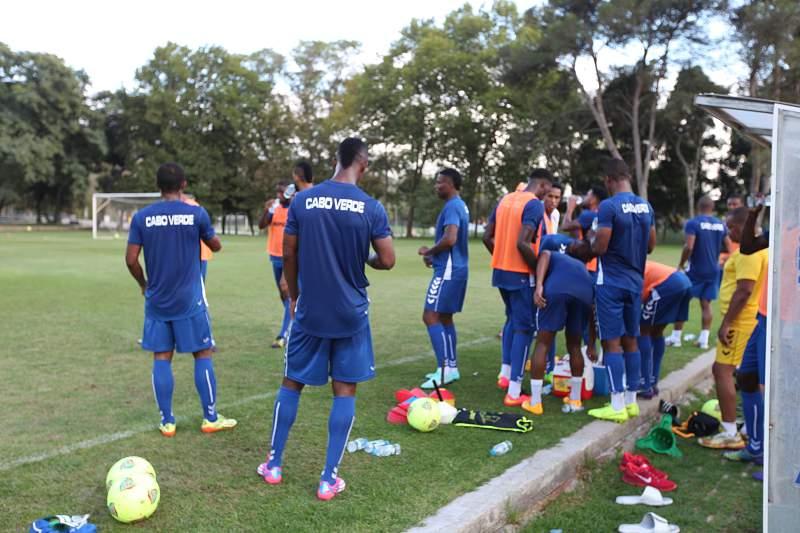 Cabo Verde prepara jogo com Marrocos