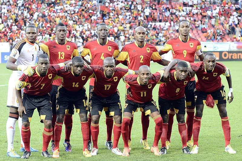 Seleção angolana de futebol