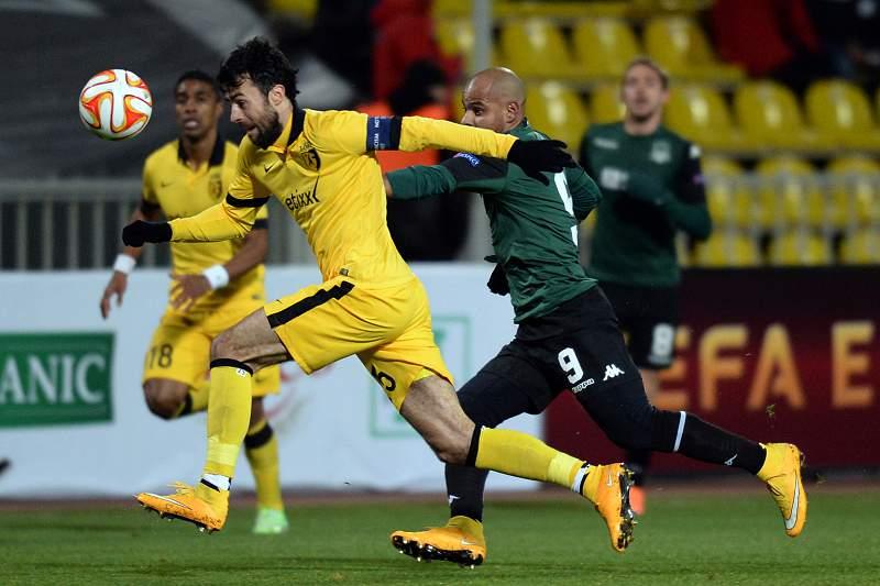 Krasnodar vs Lille
