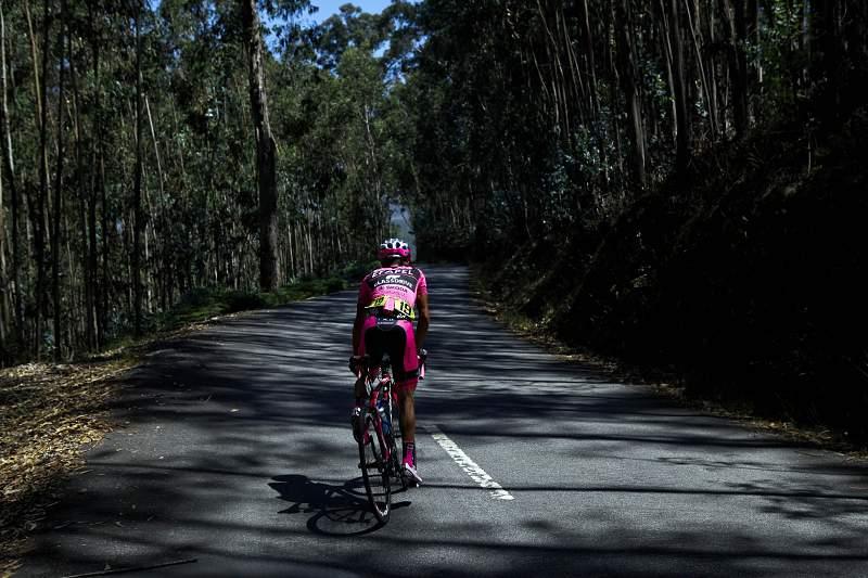 Ricardo Vilela, ciclista da Caja Rural