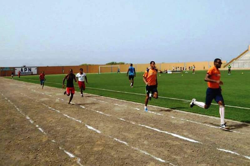 Atletismo Cabo Verde