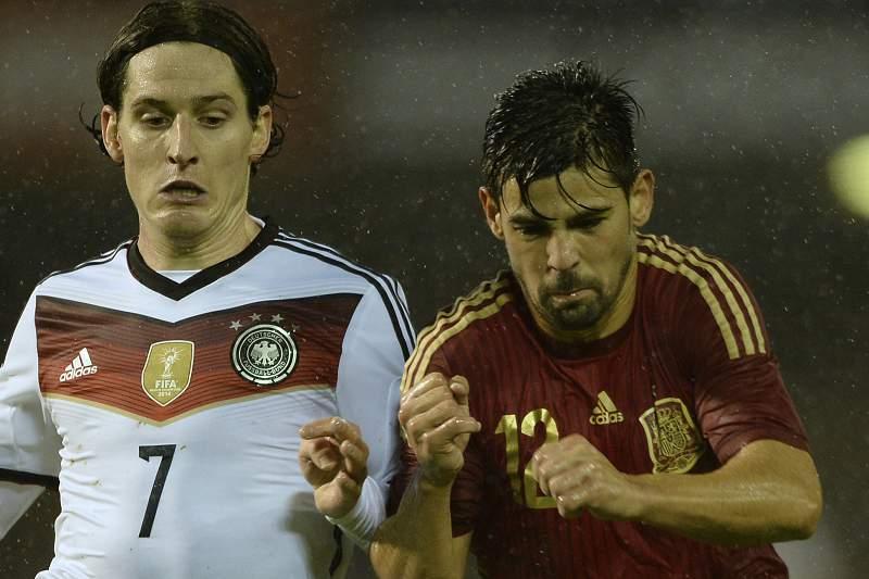 Espanha vs Alemanha