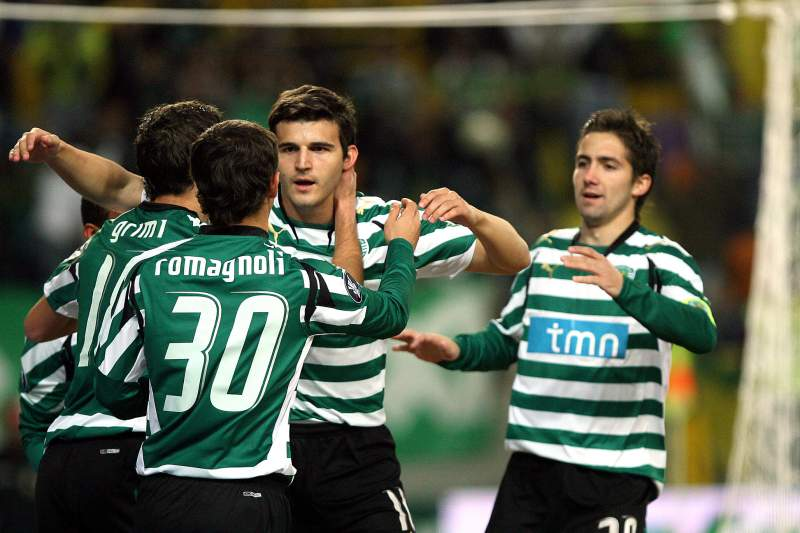 Romagnoli perdeu para CR7quando jogava no Sporting