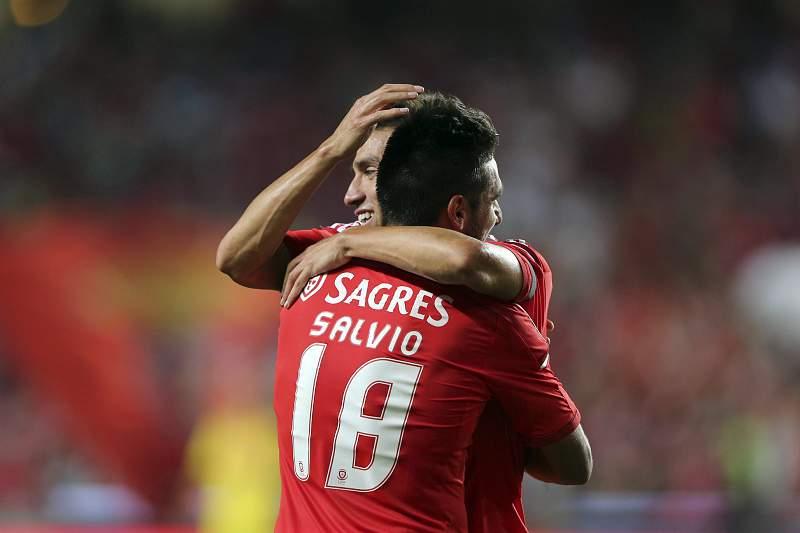 Benfica recusa 25 ME por Salvio