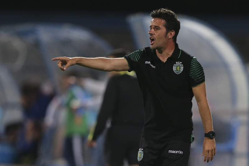 Marco Silva destaca empenho dos jogadores