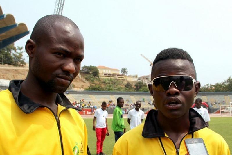 Angola atletismo adaptado