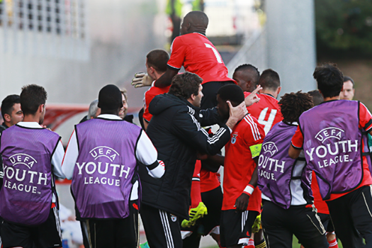 sub-19 benfica youth league