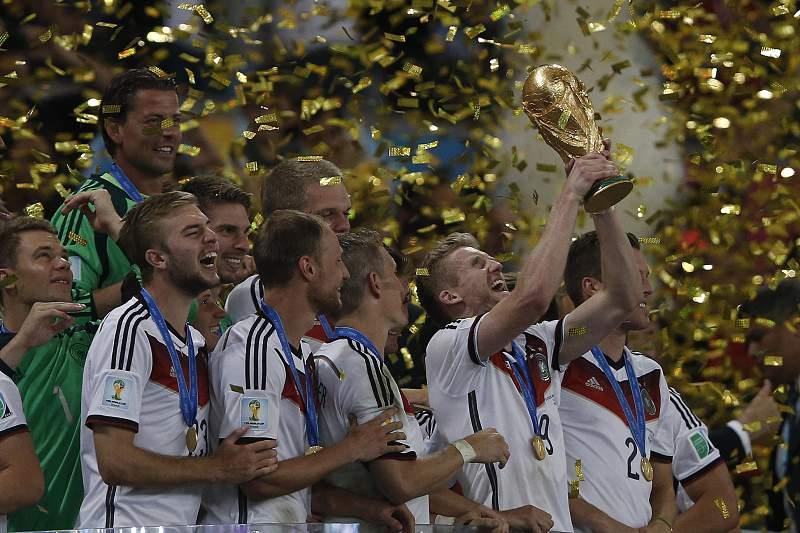 Alemanha vence Mundial 2014