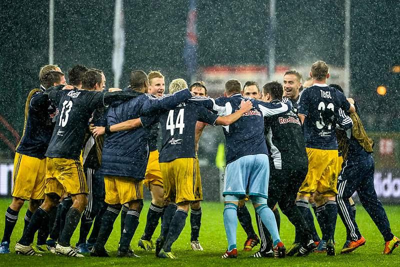 Salzburgo perde uma das suas estrelas