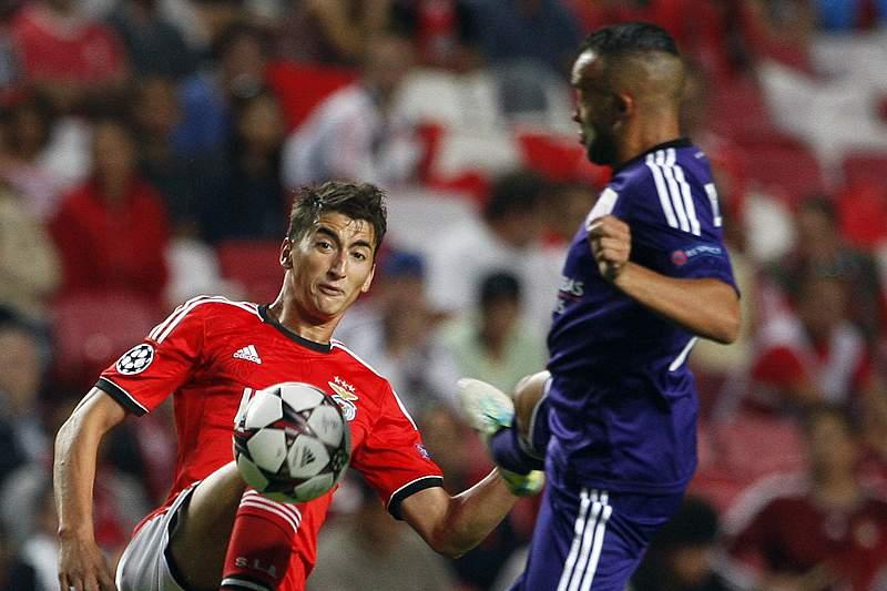 Djuricic recusou Norwich e Benfica rejeitou Roma