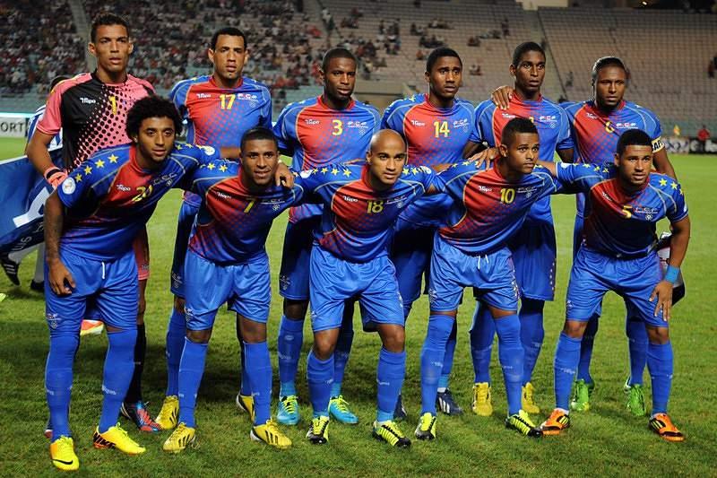 Seleção cabo-verdiana de futebol
