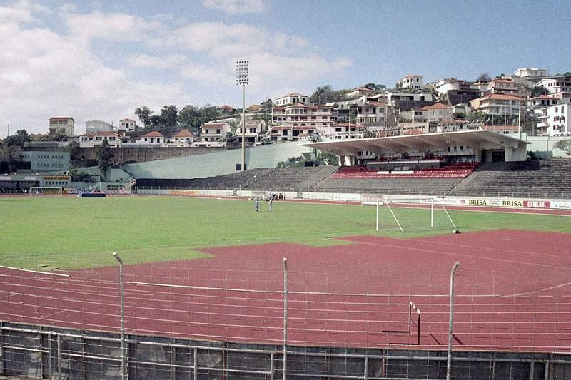 Estádios dos Barreiros