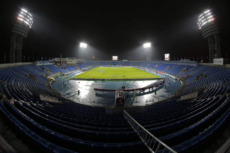 Estádio Petrovski