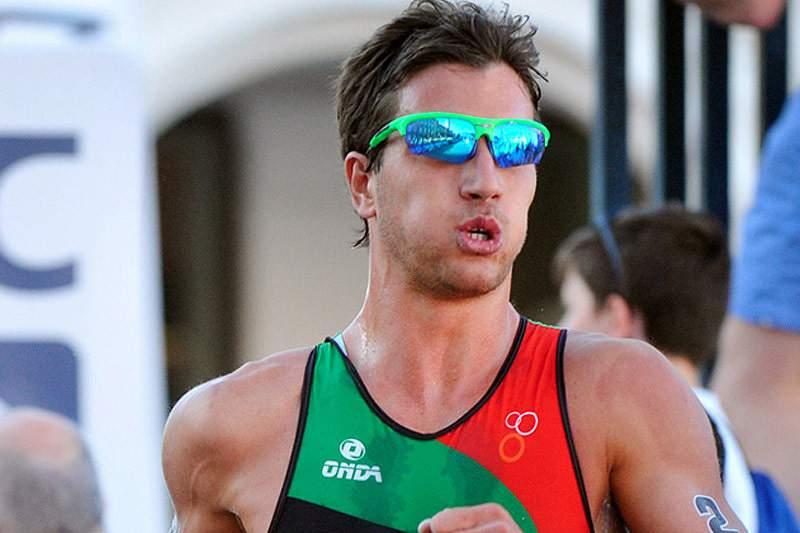 Mundial de Triatlo: João Pereira foi o melhor português