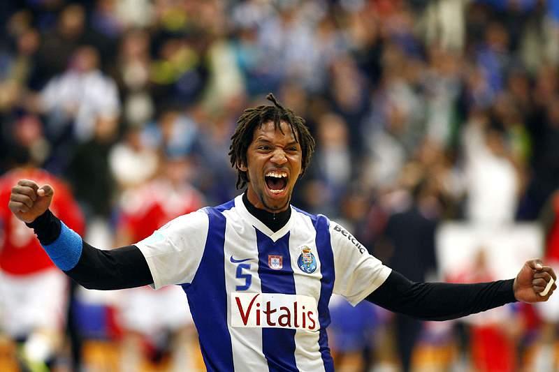 Gilberto Duarte, jogador de andebol do FC Porto