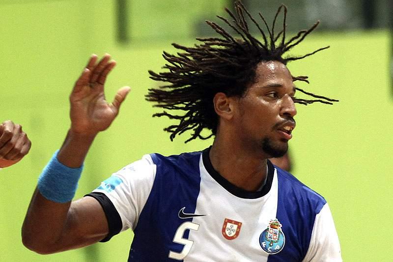 Gilberto Duarte, andebolista do FC Porto