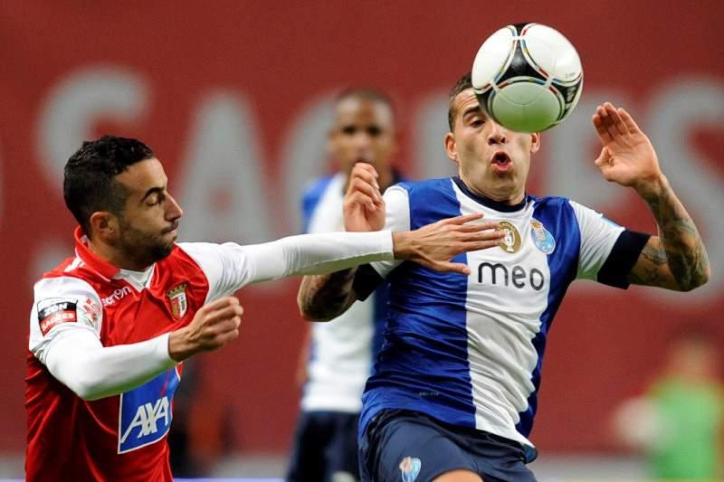 Otamendi com a camisola do FC Porto