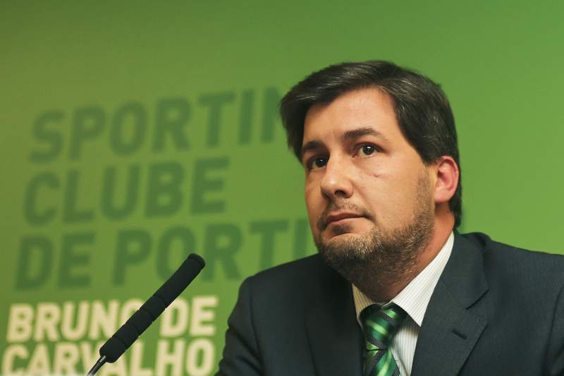 Bruno Carvalho Sporting