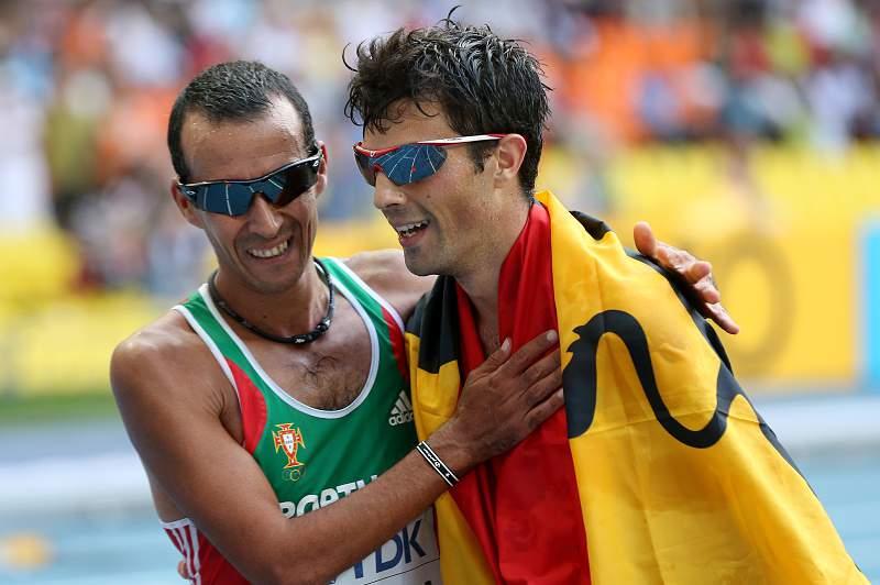 João e Sérgio Vieira desistem nos 20 km marcha