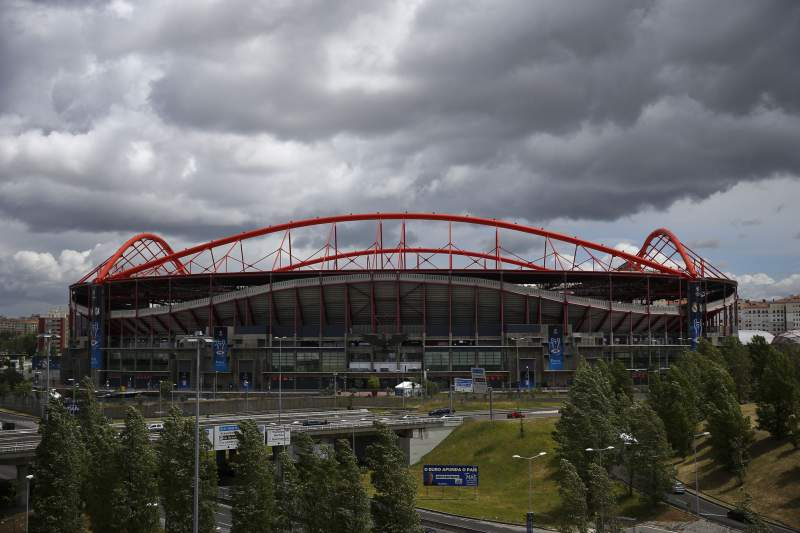 Uefa Champions League Final: Luz Stadium