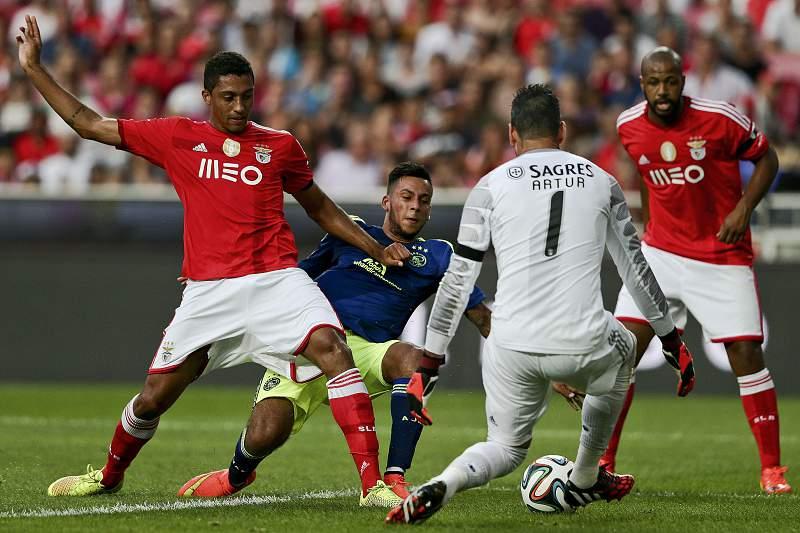 Benfica-Ajax na Eusébio Cup