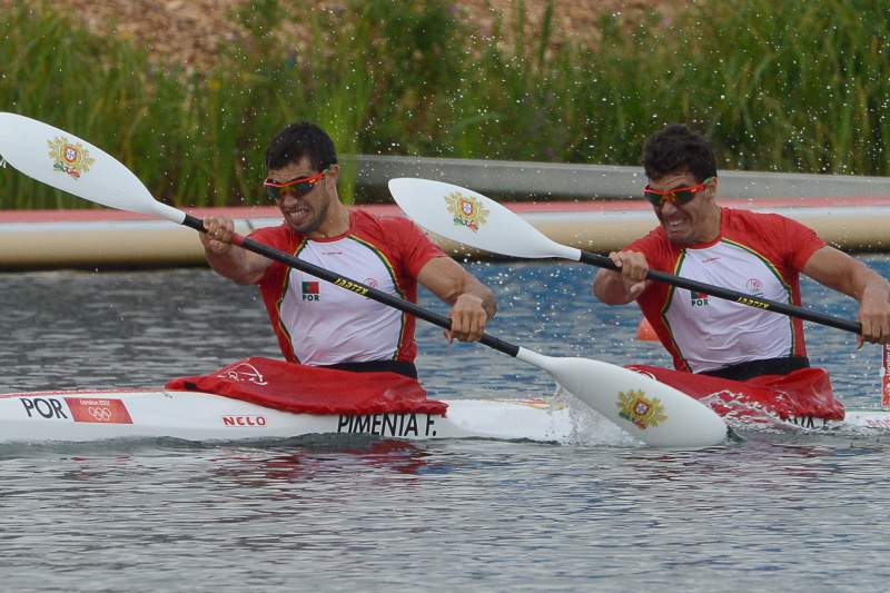 Fernando Pimenta e Emanuel Silva