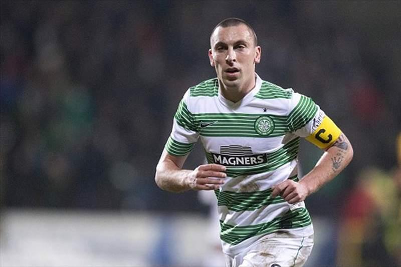 Scott Brown, capitão do Celtic