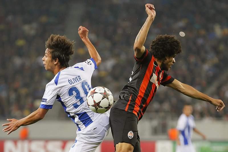 Shakhtar vs Porto 2014
