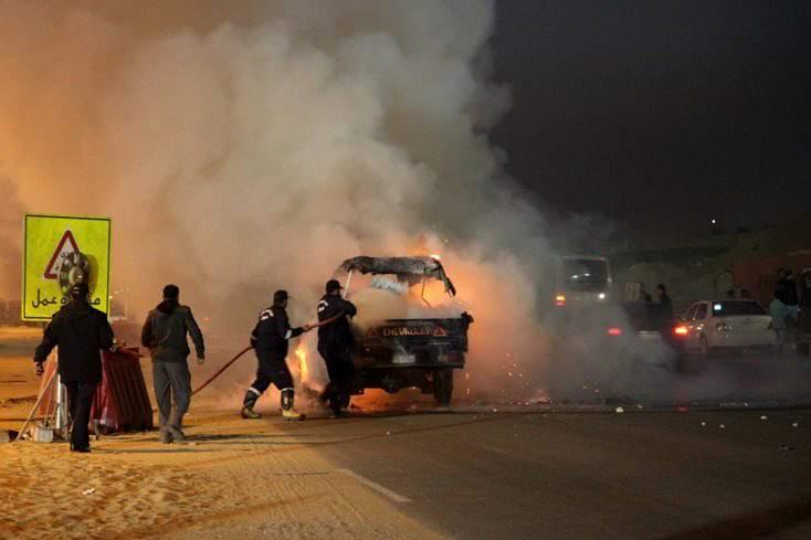 Confrontos entre polícia e adeptos do Zamalek