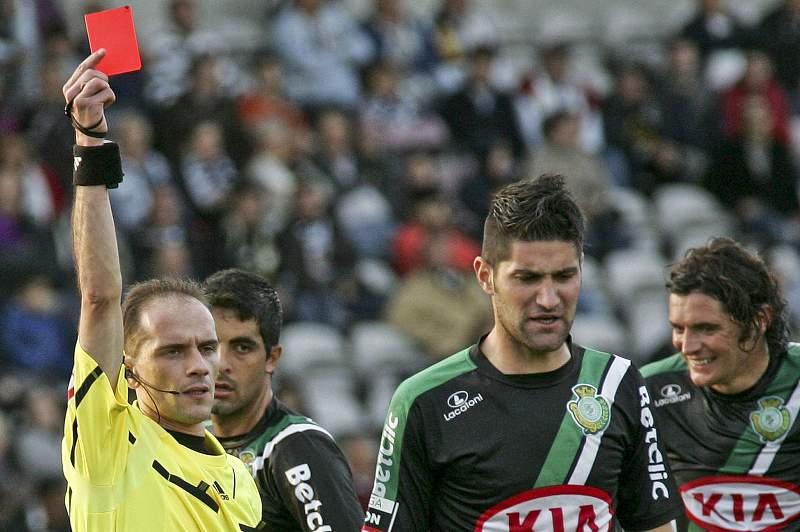 Hugo Pacheco foi despromovido