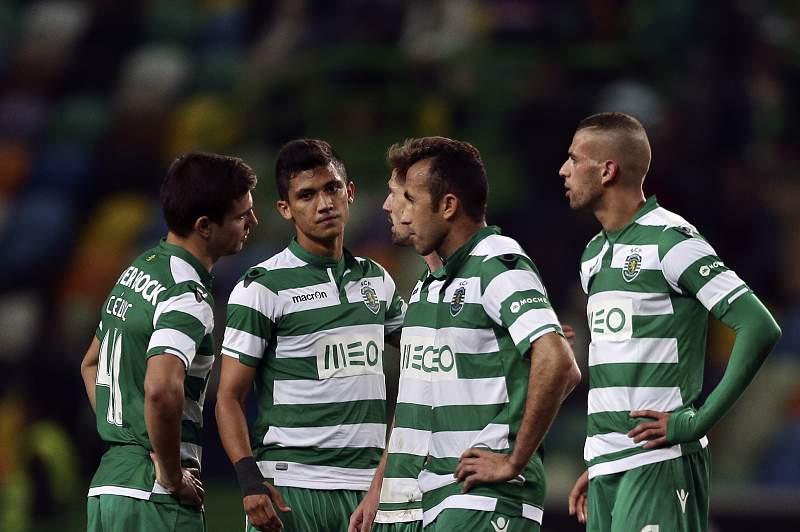 Sporting 1-1 Paços Ferreira