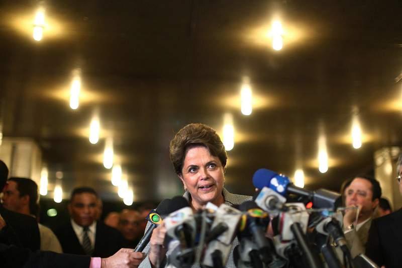 Dilma Rousseff volta a defender o Mundial 2014