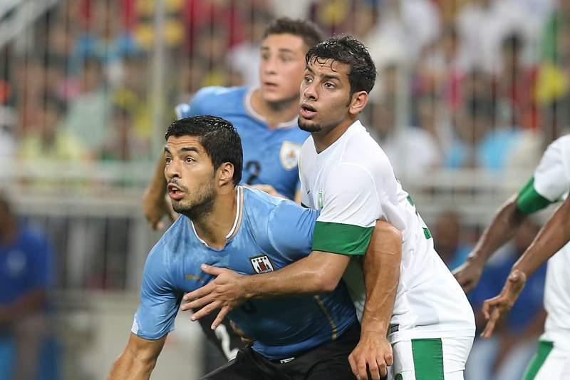 Luis Suarez volta a vestir a camisola do Uruguai