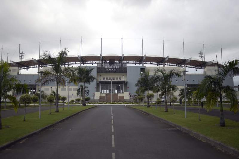 Estádio de Malabo