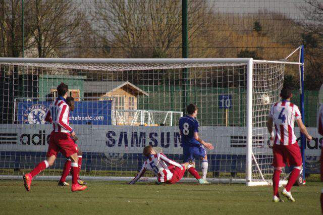YouthLeague: Chelsea - Atlético Madrid