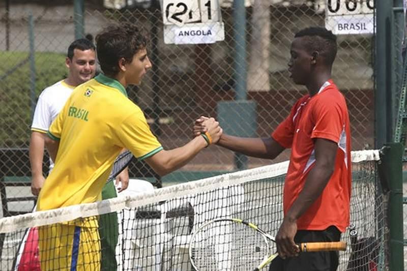 Ténis: Angola vs Brasil - CPLP