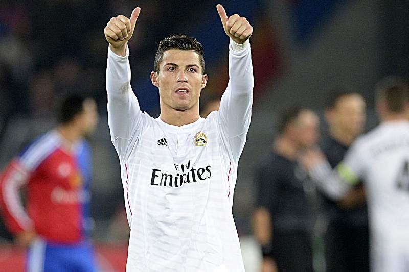 Ronaldo melhor de 2014 para o Guardian, tr