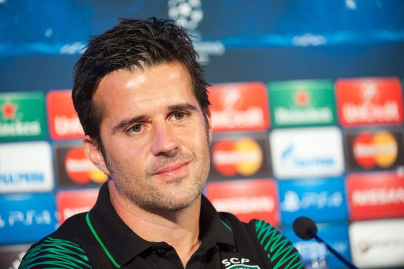 Marco Silva repete onze do Cl