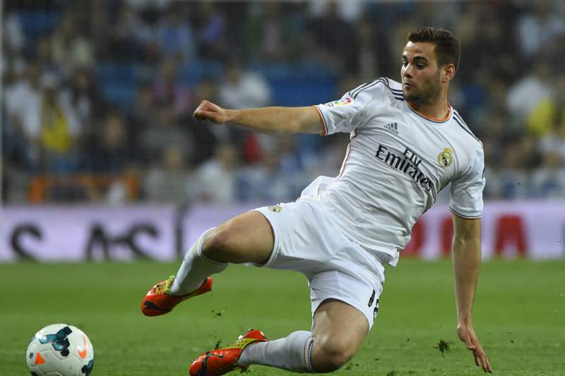 Nacho formou-se no Real Madrid