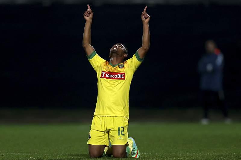 Edson Farias marcou o golo 600 do Paços na I Liga