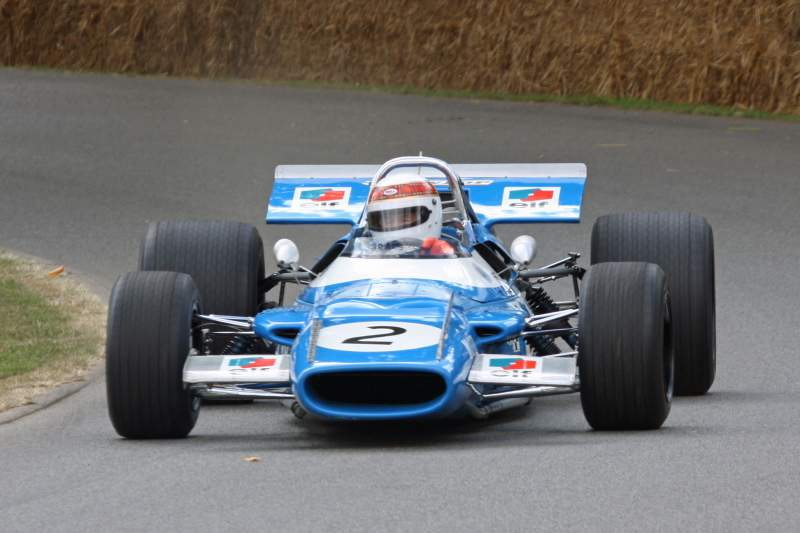 Matra Cosworth MS80