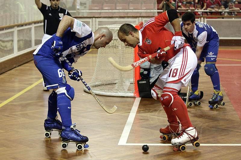 Hoquei em patins: Benfica vs FC Porto