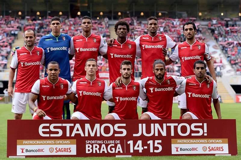 A nova versão do SC Braga