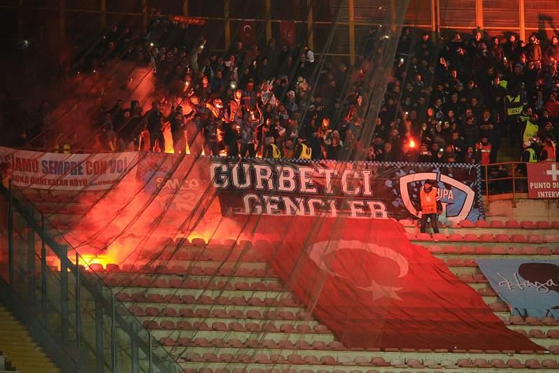 Adeptos do Trabzonspor