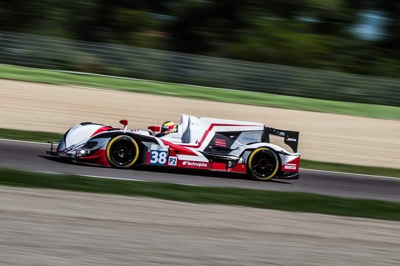 Filipe Albuquerque ao volante do Zytek Z11SN Nissan