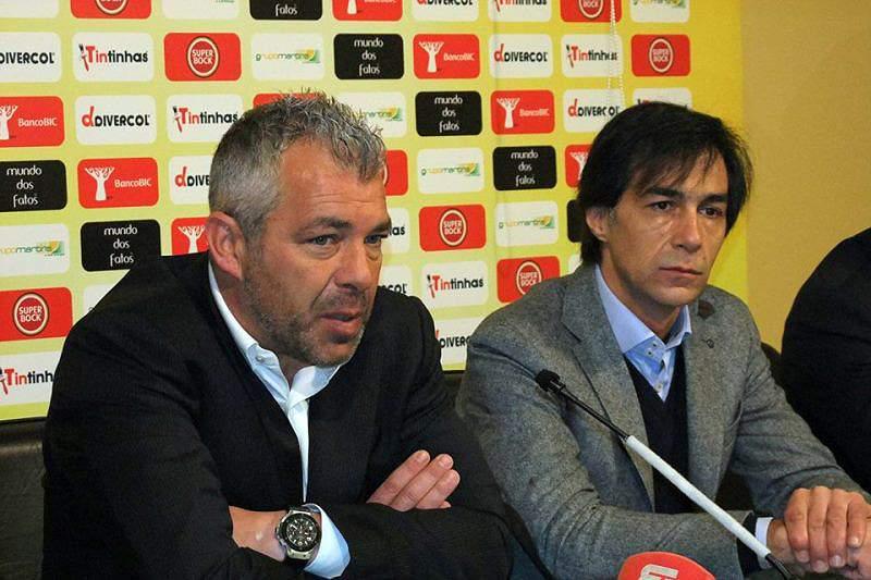 Jorge Costa no Paços Ferreira