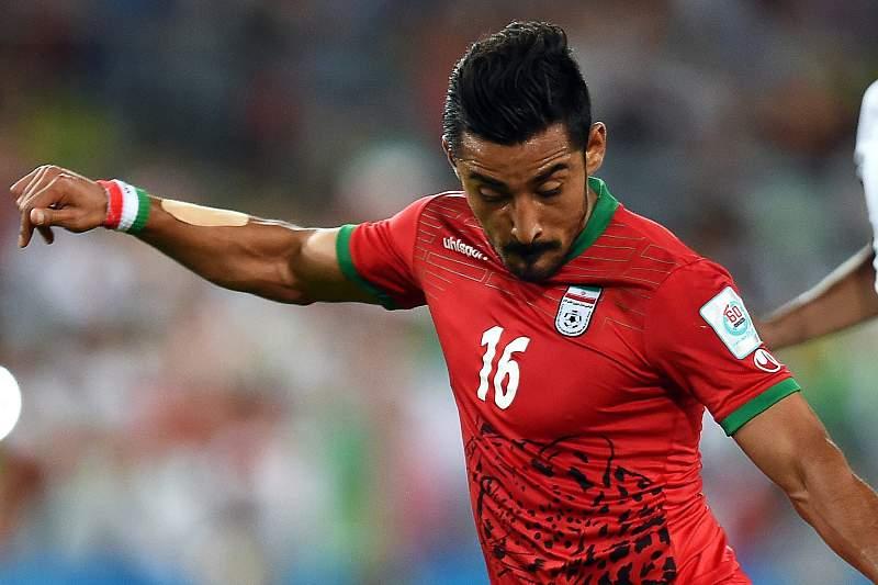 Reza Ghoochannejhad marcou o golo da vitória nos descontos