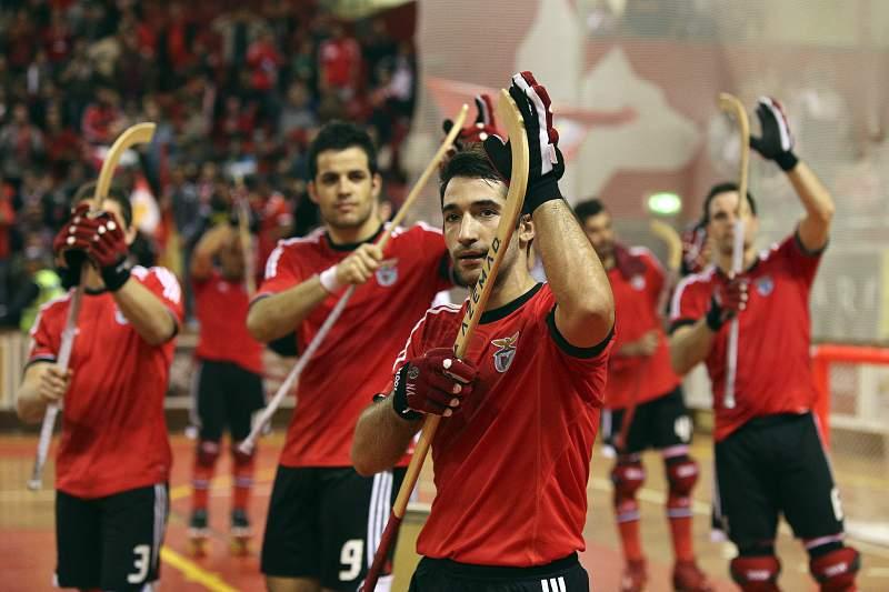 Valter Neves, capitão do Benfica