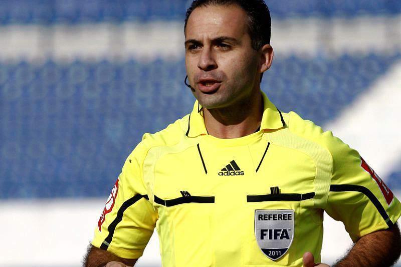 Duarte Gomes, antigo árbitro de futebol