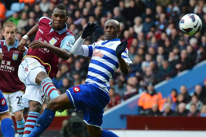 Christian Benteke do Aston Villa